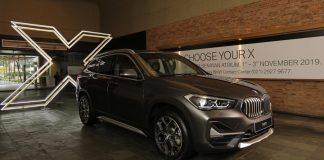 BMW X1 terbaru