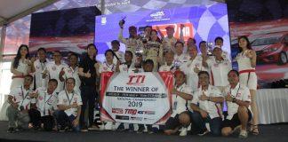 juara nasional ITCR Max 2019