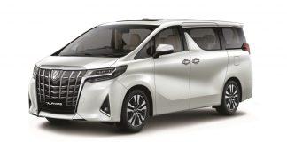 Toyota alphard vellfire