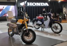 pameran motor virtual honda