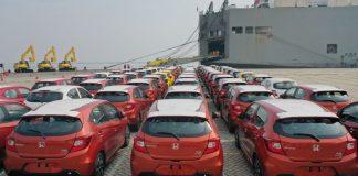 otomotif ekspor honda brio