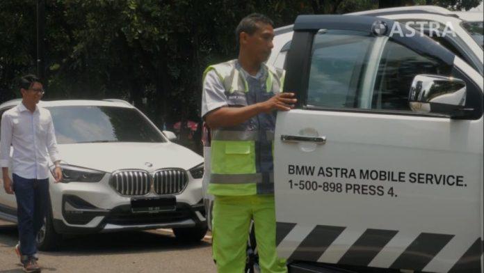 bersihkan sirkulasi udara gratis bmw astra