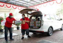 cortezian indonesia donasi balai rehabilitasi sosial