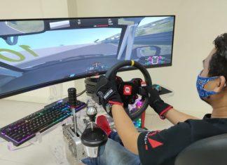 honda balap virtual