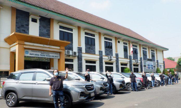 komunitas wuling almaz indonesia wali