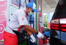 pertamax diskon rp 250 per liter