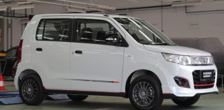 suzuki wagon r limited