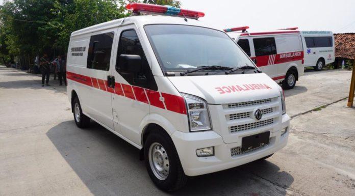 Dfsk ambulans