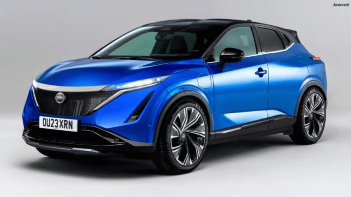 Nissan juke listrik