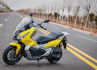 Dayang Vorela 150 motor replika Honda ADV150