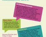 Lifestyle Choices & Cancer Seminar - November 22nd 2014