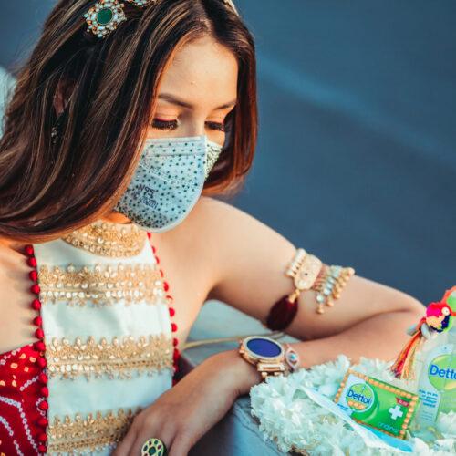 Canva - Woman Wearing Face Mask