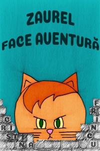ebook gratuit cu pisici Zaurel face aventură copertă