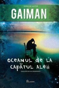 carte interesantă de Neil Gaiman Oceanul de la capătul aleii