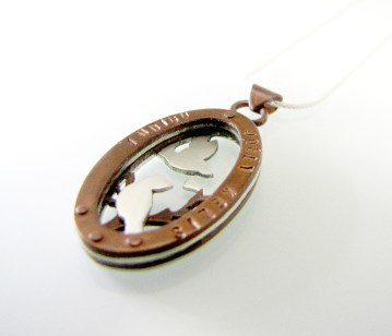 Birds Grandchildren Pendant
