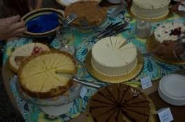Desert table.