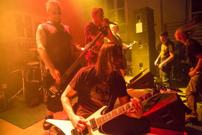 HAK Band Metalcore am CastlerockBurgdorf