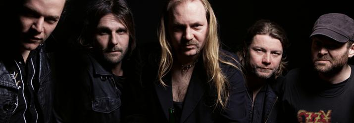 Gloria Volt schweizer classic hard rock band