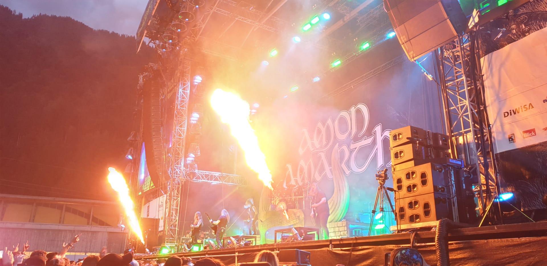 Bild Greenfield Festival Freitag