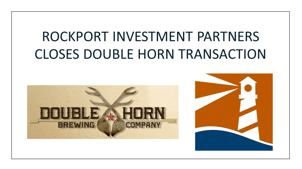 Rockport Closes Double Horn Deal