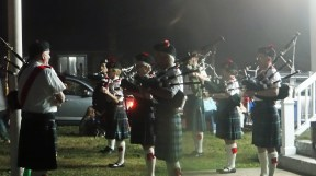 Creagan More Pipes & Drums