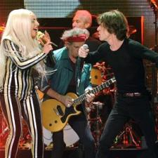 ROLLING STONES JOINED BY SPRINGSTEEN & GAGA