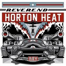 LIVE REVIEW: REVEREND HORTON HEAT