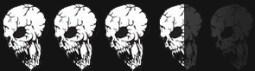 3.5 skulls skulls