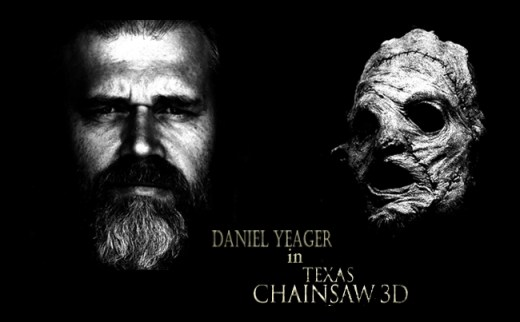 Daniel Yeager - Leatherface - texas chainsaw 3D