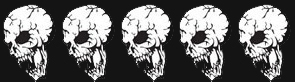 5 fucking skulls