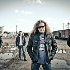 MEGADETH ALBUM RELEASED IN UNIVERSAL MUSIC ENTERPRISES' ICON SERIES