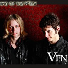 INDIE BAND OF THE WEEK: VENDETTA RED