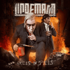 LINDEMANN releases LP 'Skills In Pills' in the US today!