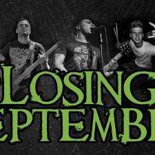 "Losing September Release ""American Hero"" Music Video & Prepare For Upcoming Tour"