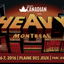 LIVE REVIEW:  HEAVY MONTREAL