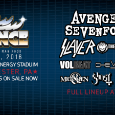 ROCK ALLEGIANCE 2016 PHILLY'S LARGEST ROCK FESTIVAL