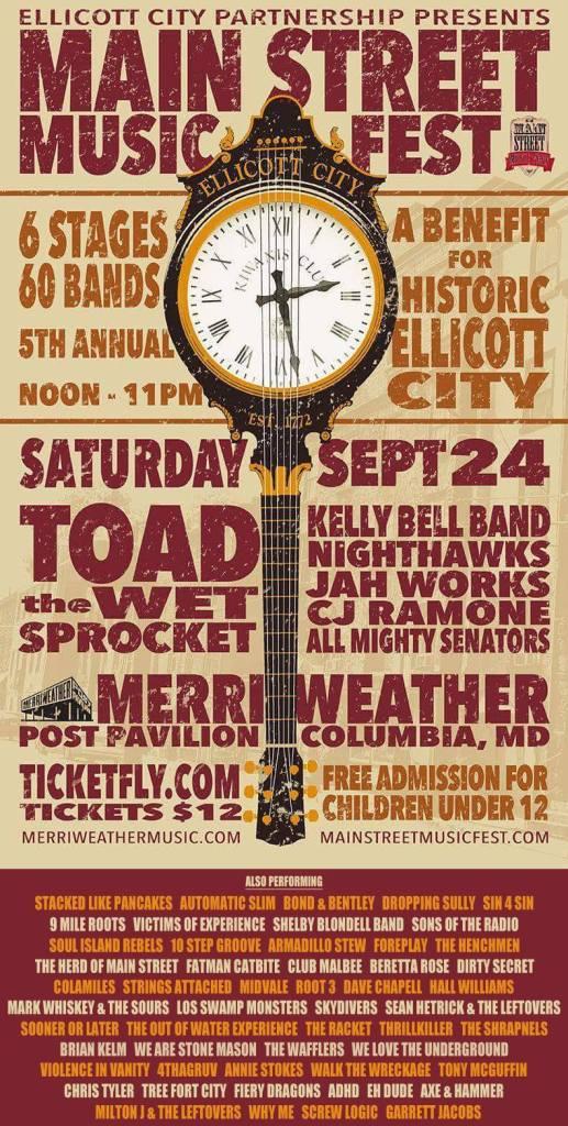 Main Street Music Fest