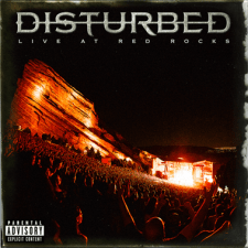 NEWS: DISTURBED TO RELEASE LIVE AT RED ROCKS ON NOVEMBER 18 VIA WARNER BROS. RECORDS