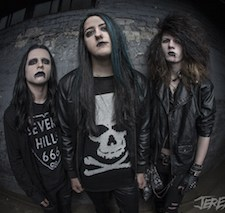 """Attraction To Tragedy Releases Lyric Video For """"Graven Image"""""""