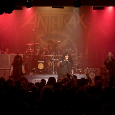 Anthrax – Show Review and Live Pics