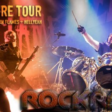The FORGED IN FIRE Tour: IN FLAMES + HELLYEAH