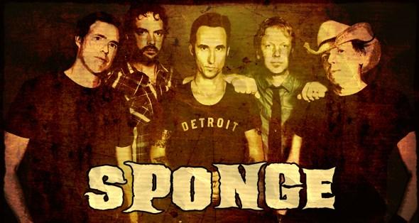 LIVE REVIEW: SPONGE - RockRevolt Mag