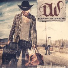 ALBUM REVIEW: DANNY WORSNOP – THE LONG ROAD HOME