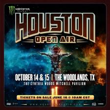 Monster Energy Houston Open Air 2017