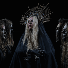 "IN THIS MOMENT RELEASE NEW SONG ""ROOTS"""