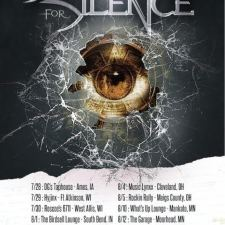 """Screaming for Silence release lyric video for new single """"House of Glass"""""""
