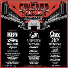 Second Annual Chicago Open Air Festival Draws Over 70,000