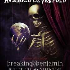 TOUR ANNOUNCEMENT: Avenged Sevenfold w/ Breaking Benjamin, Bullet for my Valentine