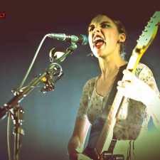 Wolf Alice Cement Ascension to Superstardom with DC Performance