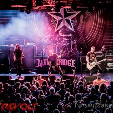 SHOW REVIEW/PHOTOS: ALTER BRIDGE, ALL THAT REMAINS, & SONS OF TEXAS BIRMINGHAM, AL 11/29/17